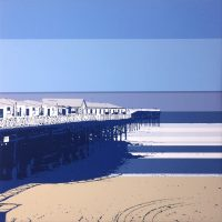 Pop-Crystal Pier - Marine Layer