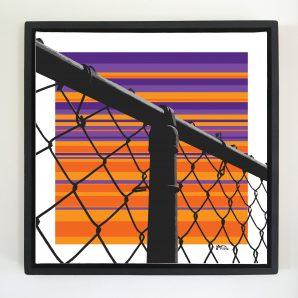 #OF1611-O Fence